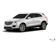 2018 Cadillac XT5 Platinum AWD  - $491.44 B/W