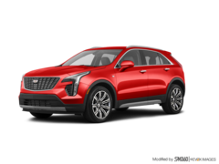2019 Cadillac XT4 Premium Luxury  - Leather Seats - $373.81 B/W