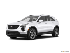 2019 Cadillac XT4 Sport  - Leather Seats - Sunroof - $396.49 B/W