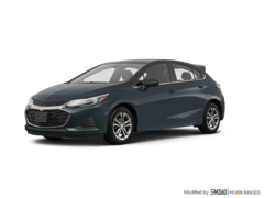 2019 Chevrolet Cruze LT  - Apple CarPlay -  Android Auto - $154.28 B/W