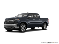2019 Chevrolet Silverado 1500 LTZ  - Sunroof - $449 B/W