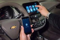 Chevrolet, un leader mondial en technologies de communication pour la voiture