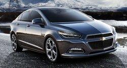 Voici la nouvelle Chevrolet Cruze 2016