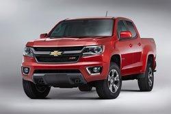 Le Chevrolet Colorado à moteur diesel arrive cet automne