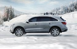 Des critiques positives pour l'Acura MDX