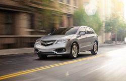 L'Acura RDX obtient la meilleure note en matière de sécurité