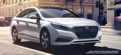 Quelques détails sur la nouvelle Hyundai Sonata Hybride
