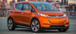 Chevrolet Bolt : collaboration étroite avec LG