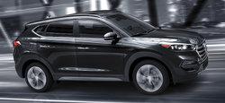 Nissan Rogue 2016 vs Tucson 2016 à Granby