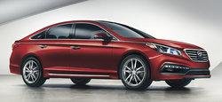 Toyota Camry 2016 vs Hyundai Sonata 2016