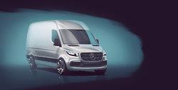 Le nouveau Mercedes-Benz Sprinter 2018