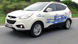Hyundai est le premier à offrir des voitures à l'hydrogène au public canadien
