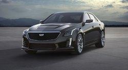 Cadillac dévoile la spectaculaire CTS-V 2016 à Détroit