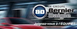 Joignez-vous à l'équipe Bernier Daigle