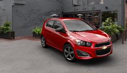 Chevrolet Sonic 2015 : plaisir garanti