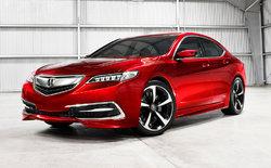 L'Acura TLX 2015 reçoit la note la plus élevée en matière de sécurité de la NHTSA