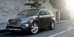 Hyundai Santa Fe 2015, petit ou grand format