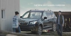 2017 Subaru Forester – Slowpoke | Subaru Canada