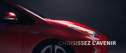 La toute nouvelle Prius 2016
