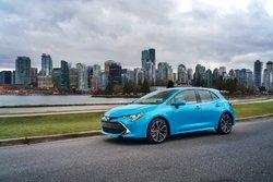 La nouvelle Toyota Corolla Hatchback 2019 arrive à St-Hyacinthe (près de St-Basile)