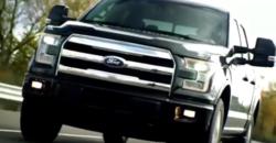 Ford F 150 Aluminium à l'essai-Banlieue Ford