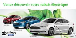 Rabais gouvernementaux sur les véhicules électriques et hybrides