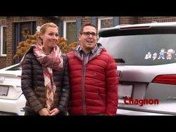 CHAGNON HONDA TEMOIGNAGE DE MME MARIE-ANDREE ROBERT ET M YANNICK BOURDON