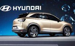 Hyundai lancera un nouveau VUS à hydrogène