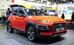 Hyundai Kona Francfort