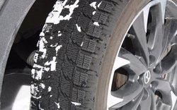 Top 10 des pneus d'hiver pour VUS compacts