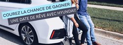Une date de rêve avec Hyundai