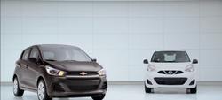 Chevrolet Sparks 2016