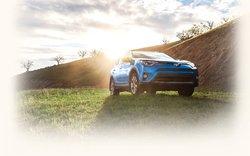 Les VUS Toyota 2018 chez votre concessionnaire Toyota à Granby