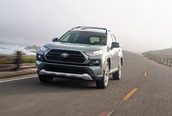 Toyota RAV4 2019 : Prix et fiche technique
