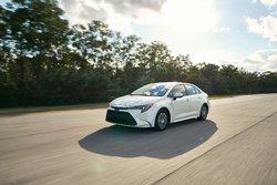 Granby Toyota vous présente la Toyota Corolla hybride 2020!