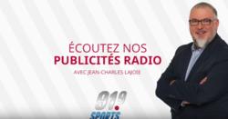 Publicités radio - Jean-Charles Lajoie