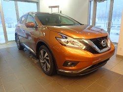 Le Murano 2015 chez Longueuil Nissan : Les commentaires de l'équipe