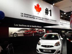 De belles nouveautés pour Nissan au Salon de l'auto de Montréal 2016