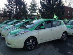 Nissan Canada félicite Taxelco