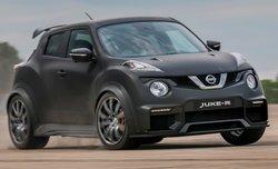 Nissan dévoile le Juke-R 2.0 au festival Goodwood