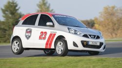 La coupe Nissan Micra est officiellement lancée!