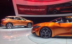 Longueuil Nissan était au salon de l'auto de New-York 2014