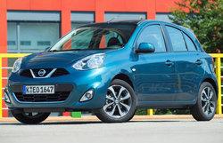 Nissan Micra 2015 dévoilé au Salon de Frankfurt