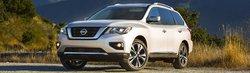 Nissan Pathfinder 2017 - Informations