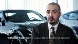 Longueuil Nissan récidive pour la pub télé de Nissan Canada pour avril