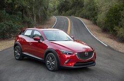 Mazda CX-3 2016 présenté au salon de l'auto de L.A