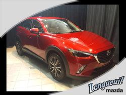 Lancement du CX-3 chez Longueuil Mazda
