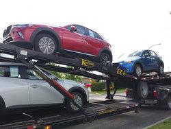 Le Mazda CX-3 est arrivé!