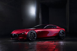 Mazda RX-Vision Concept présenté à Tokyo