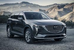 Dévoilement du Mazda CX-9 2016